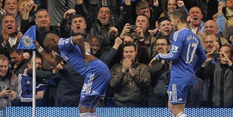 Eto'o Akan Bersama Arsenal Untuk Membalas Dendam Kepada Mourinho