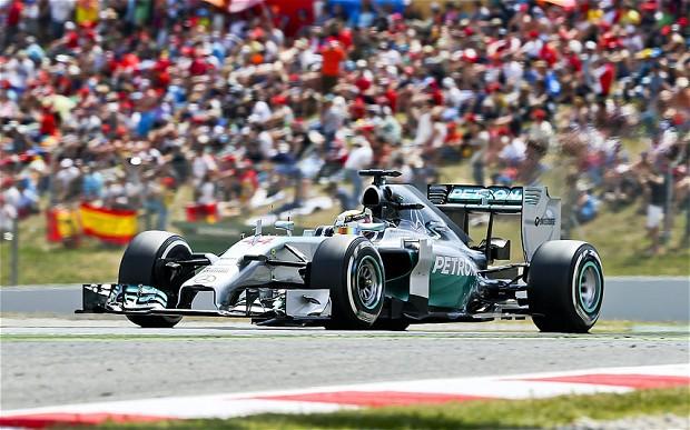 Keputusan Perlumbaan Formula One Di Litar Catalunya, Sepanyol