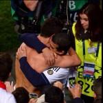 Lelaki Misteri Yang Dipeluk Ronaldo Pada Final Champions League