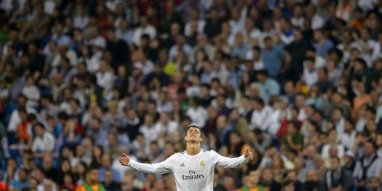 'Peluang Real Madrid Untuk Menang Liga Juara 50:50' : Ronaldo