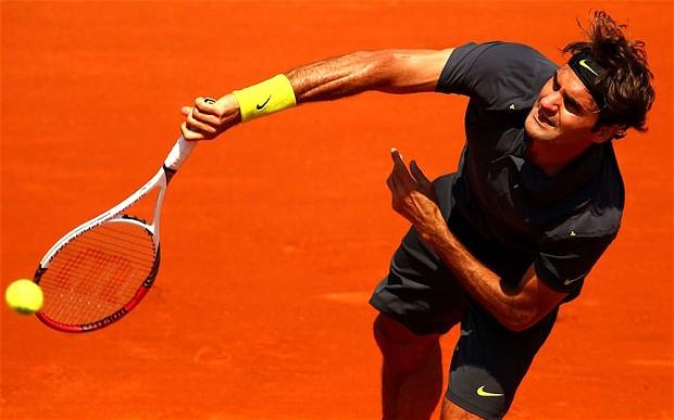 Roger Federer Melangkah Kepusingan Seterusnya