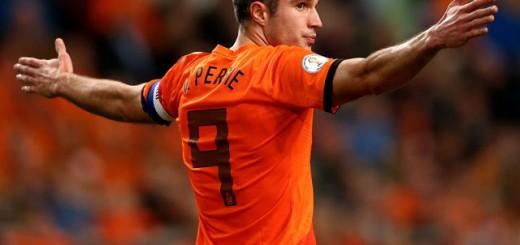 Senarai Pemain Belanda Untuk Piala Dunia 2014