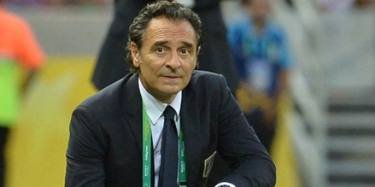 Tidak Ada Pemain Liga Perdana Inggeris Dalam Skuad Itali Untuk Piala Dunia : Prandelli