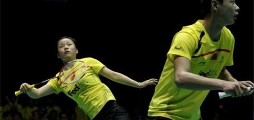 Keputusan Akhir Badminton Terbuka Indonesia 2014