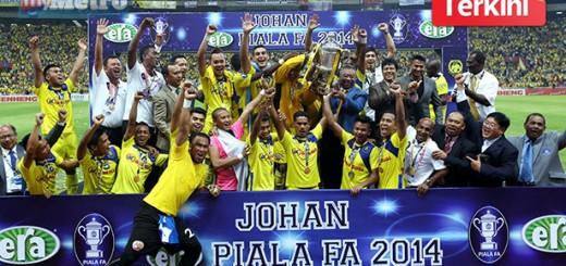 Juara Piala FA
