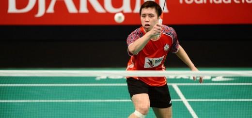 Lee Chong Wei Terkandas Pada Badminton Terbuka Indonesia
