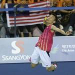 Chong Wei Hampir Dimalukan Pemain Vietnam