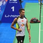 Emas Milik Korea Dalam Acara Berpasukan Badminton Lelaki Sukan Asia 2014