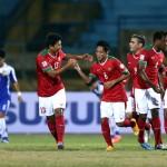 Piala AFF Suzuki 2014 : Indonesia 5-1 Laos
