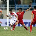Piala AFF Suzuki 2014 : Laos 0-3 Vietnam