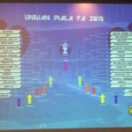 Keputusan Undian Piala FA 2015