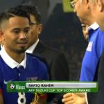 Senarai Pemenang Anugerah Piala AFF Suzuki 2014