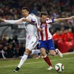 Piala Raja Sepanyol : Atletico Madrid 2-0 Real Madrid