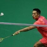Keputusan Badminton Terbuka Malaysia 2015