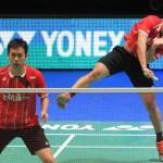 Badminton Piala Sudirman : Malaysia Layak Ke Suku Akhir
