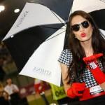 Gambar Gadis Litar Motor GP Qatar 2015