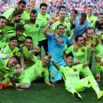 Barcelona Juara La Liga Bagi Musim 2014/2015