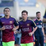 Messi Tolak Beri Tanda Tangan Kepada Peminat