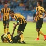 Sukan SEA : Malaysia 1-5 Vietnam