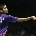 Keputusan Badminton Terbuka India 2016