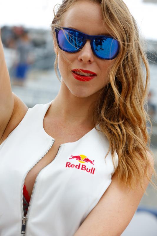 Gambar Gadis Litar Motor GP Amerika 2016 5