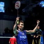Keputusan Akhir Badminton Terbuka Malaysia 2016