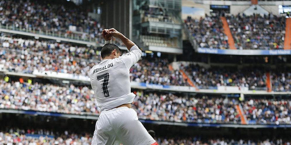 Rekod Ronaldo