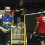 Chong Wei Masih Belum Berdepan Masalah Dalam Kejuaraan Badminton Asia 2016