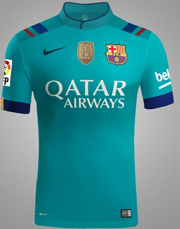 jersi barcelona alternative 2016-2017