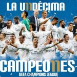Keputusan Final Liga Juara-Juara : Real Madrid 1-1 Atletico Madrid (5-3)