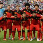 Senarai Pemain Belgium Untuk EURO 2016