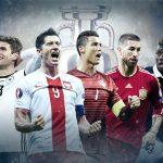 Senarai Pemain EURO 2016 Mengikut Negara