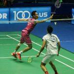 Keputusan Badminton Terbuka Malaysia 2017 Akhir