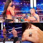 John Cena Lamar Kekasih Dalam Gelanggang